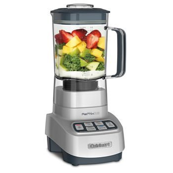 Cuisinart CB-1300PC Powerful Heavy Duty Blender VELOCITY Ultra 1 HP Motor with Programmed Ice Crush and Smoothie