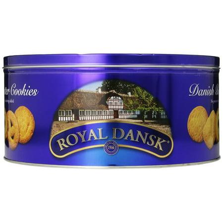 Royal Dansk Danish Butter Cookies, 4 Pounds