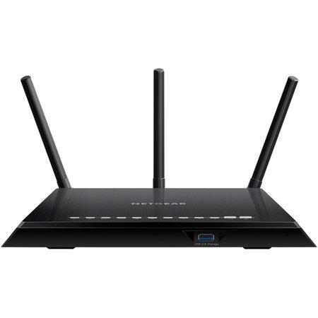 NETGEAR AC1750 Dual Band WiFi Router, Gigabit Ethernet (R6400-100NAS)