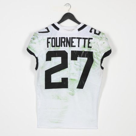 new product 18065 07a62 Leonard Fournette Jacksonville Jaguars Game-Used White #27 Jersey vs.  Tennessee Titans on December 6, 2018 - Fanatics Authentic Certified - ...
