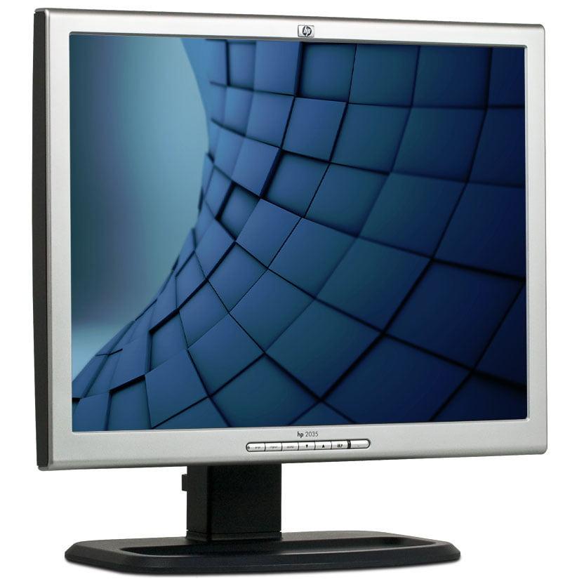 "Refurbished HP L2035 1600 x 1200 Resolution 20"" LCD Flat Panel Computer Monitor Display"