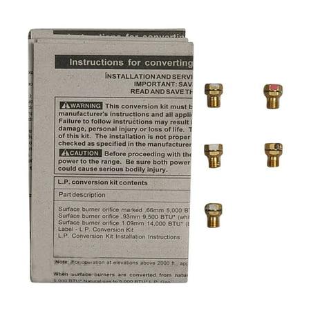 316542414 Frigidaire Range Lp Conversion Kit