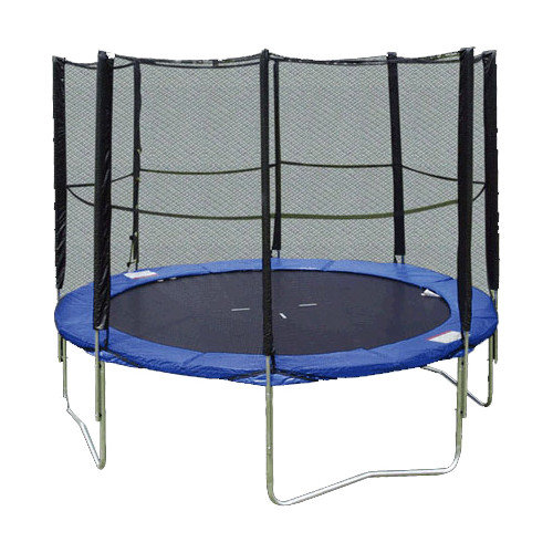 Super Jumper 10' Trampoline Combo with Enclosure