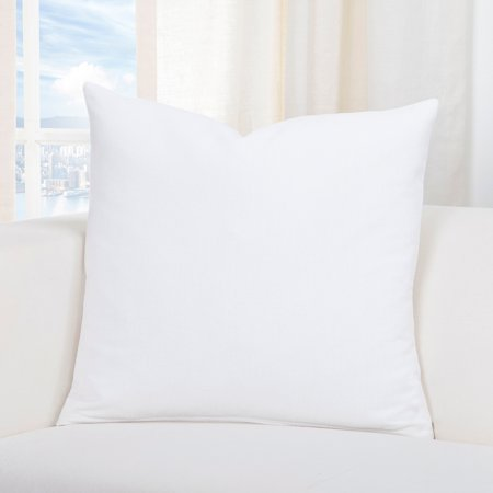 Image of SIScovers Revolution Plus Stain-resistant Everlast Solid Color Throw Pillow