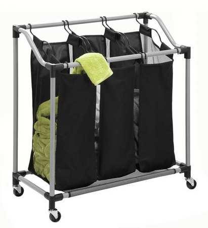 Laundry Sorter, 3-Compartment