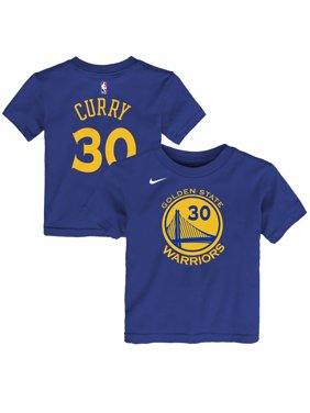 Product Image Stephen Curry Golden State Warriors Nike Toddler Name    Number T-Shirt - Royal 13d90d1fdaf4