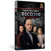 Brad Meltzer's Decoded: Season 2 (DVD)