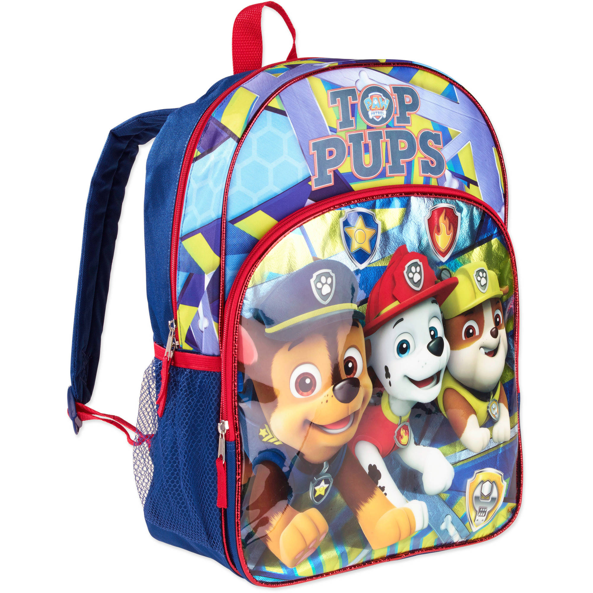 Paw Patrol Top Pups Kids Backpack