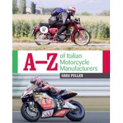 A-Z of Italian Motorcycle Manufacturers - eBook