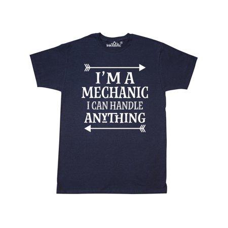Mechanic Funny Job Gift T-Shirt Live Mechanics Clothes