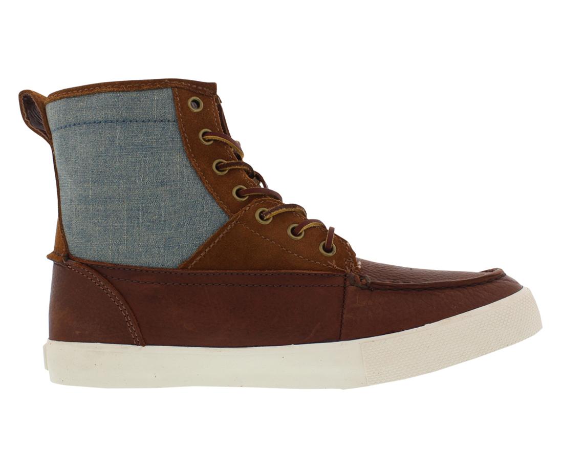 Polo Ralph Lauren Tynedale Boots Men's Shoes Size