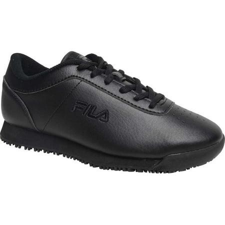 Fila Women's Memory Quickstart Slip Resistant Sneaker