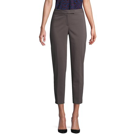 Slim Pull-On Trousers