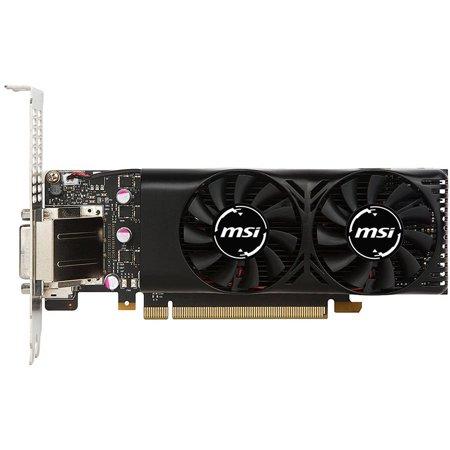 Msi Gtx 1050 Gddr5 2Gb Pcie X16 Low Profile Displayport Hdmi Dvi D