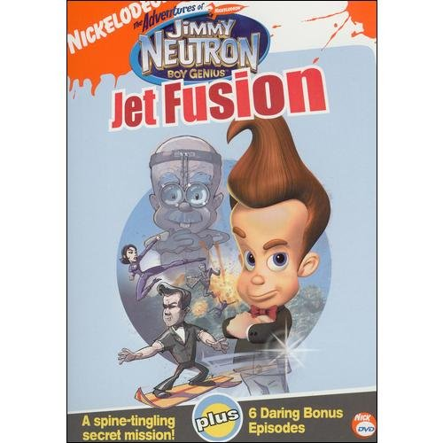 The Adventures Of Jimmy Neutron, Boy Genius: Jet Fusion (Full Frame)
