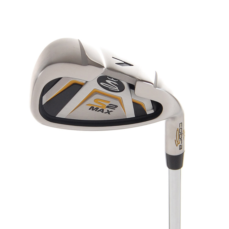 New Cobra S2 Max 7-Iron Uniflex Steel RH S2 Max