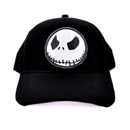 Angry Jack Skellington Halloween Hat Baseball Cap](Jack Skellington Halloween Town Song)
