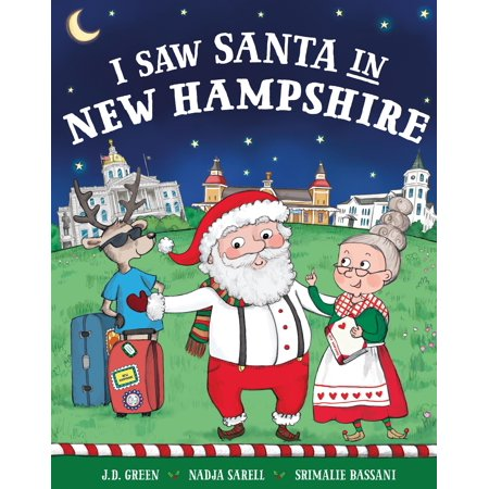 I Saw Santa in New Hampshire](Dover New Hampshire Halloween)