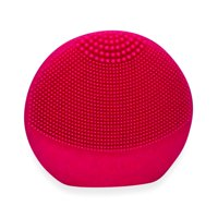 ($49 Value) Foreo LUNA play plus Sonic Face Cleanser, Fuchsia
