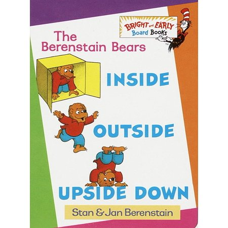 Berenstain Bears Inside Outside Upside D (Board