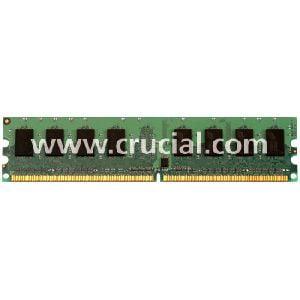 Crucial CT2KIT25664AA800 A-Tech Equivalent 2GB DDR2 800 6400 Desktop Memory RAM