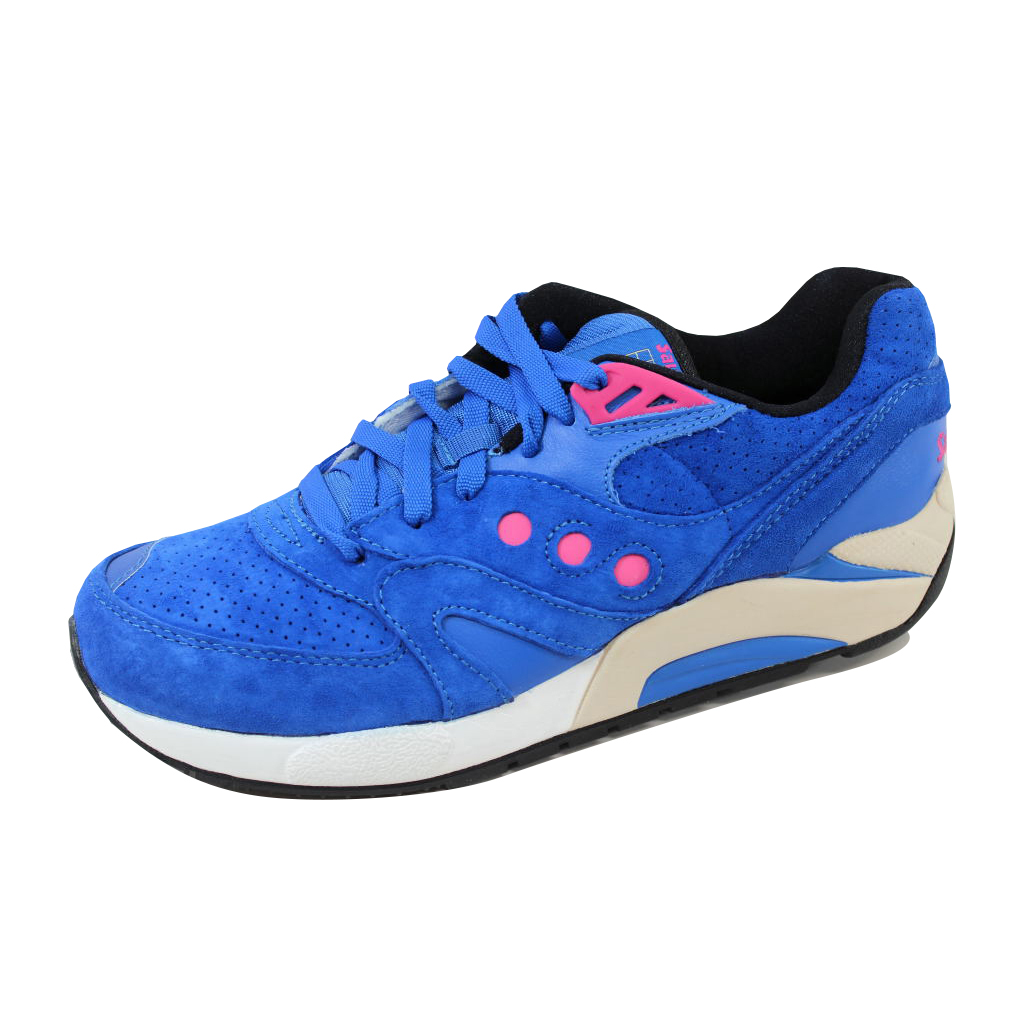 Saucony Men's G9 Control Blue S70163-3 by