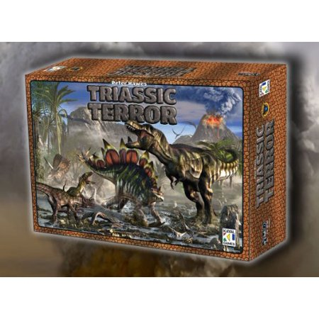 Eagle Games Triassic Terror Game - image 4 of 4