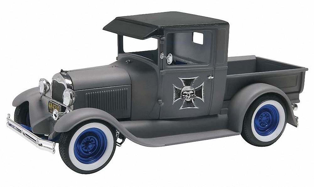 Monogram 1929 Ford Rat Rod 3'n1 1 25 Scale Plastic Model Car Kit, Kit features a choice of... by
