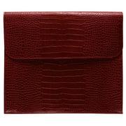 Raika NI 138 RED 13.75in. x 11.5in. Gusseted Portfolio - Red