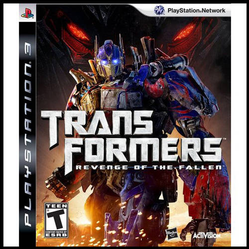 Transformers Revenge Of The Fallen (PS3) - Pre-Owned