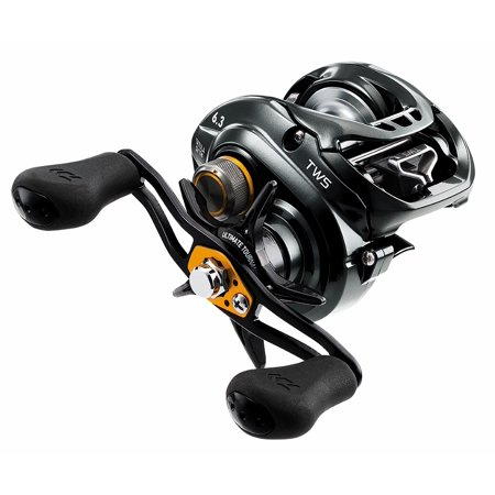 Daiwa Tatula Sv Tw 103h 6.3:1 Baitcast Right Hand Fishing Reel - Tasv103h