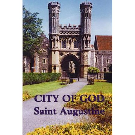 City of God - eBook (Summary Of St Augustines City Of God)