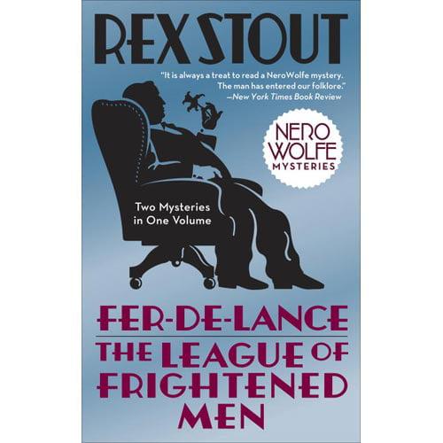 Fer-De-Lance & The League of Frightened Men