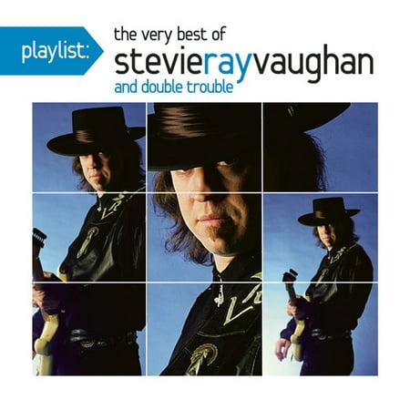 Stevie Ray Vaughan - Playlist: The Very Best Of Stevie Ray Vaughan (CD)