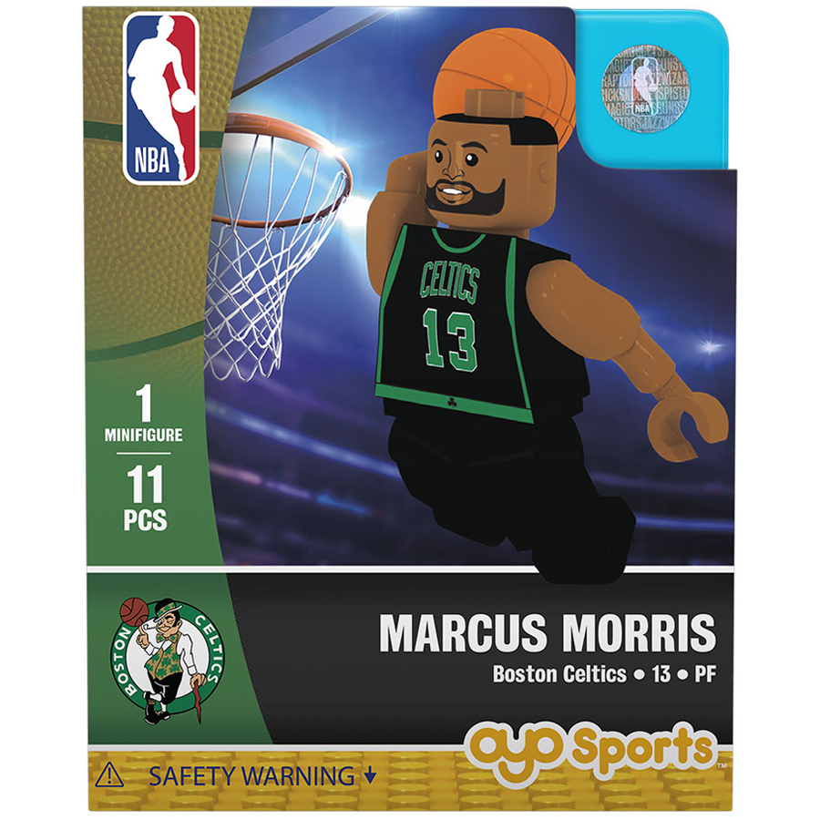 Marcus Morris Boston Celtics Black OYO Sports Toys G1 Series 1 MiniFigure Figure