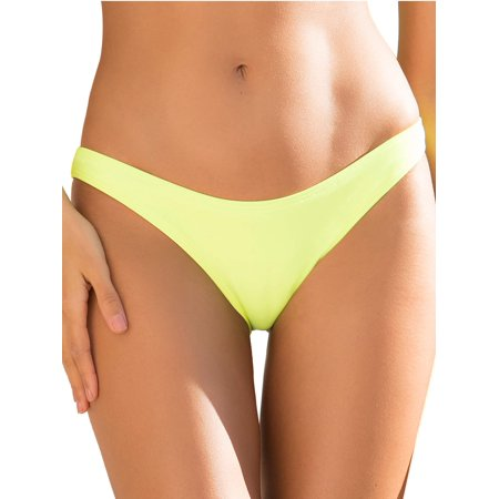 - Women's French Cut Swim Bottom