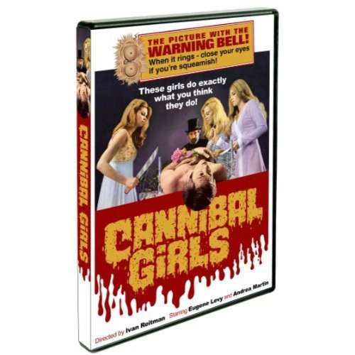 Cannibal Girls (Special Edition)   (Widescreen)