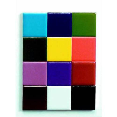 Mayco Stroke and Coat Wonderglaze Non-Toxic Glaze Set A, 2 oz Bottle, Assorted Colors, Set of 12