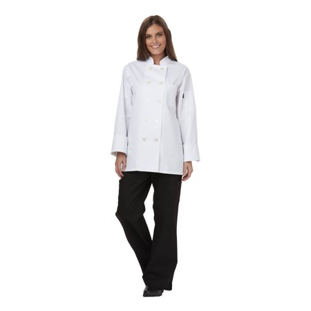 - Dickies Chef Women's Classic Chef Coat