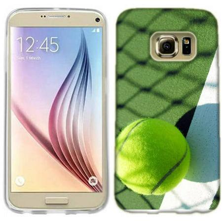 M&m Play Equipment (Mundaze Play Tennis Case Cover for Samsung Galaxy S7 Plus )