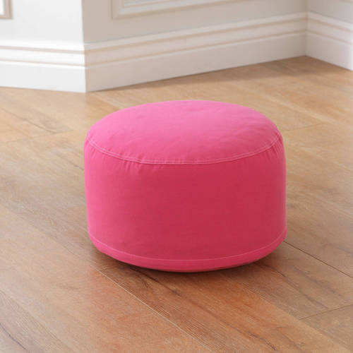 KidKraft Round Pouf, Choose Your Color