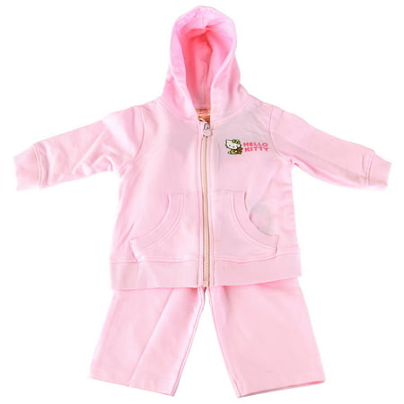 Hello Kitty Birthday Outfit (Hello Kitty Baby Hoodie and Pants)
