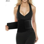 Spencer Slimming Fitness Waist Trainer Belt Firm Control Shapewear Underbust Corset for Women (Size L)