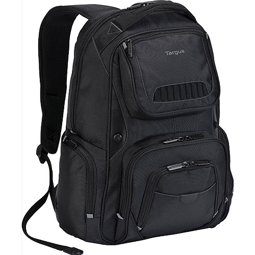 Targus Legend IQ Backpack, Black