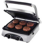 Farberware 4-in-1 Grill, Silver
