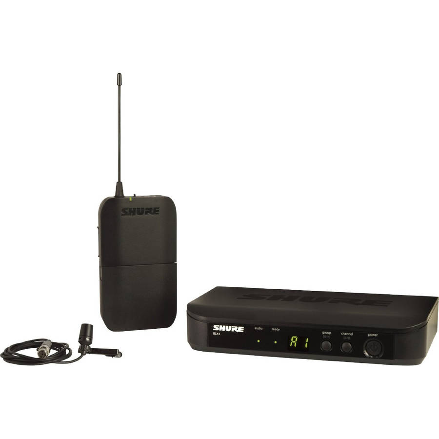 Shure BLX14 CVL BLX14 Wireless Instrument System with CVL by Shure