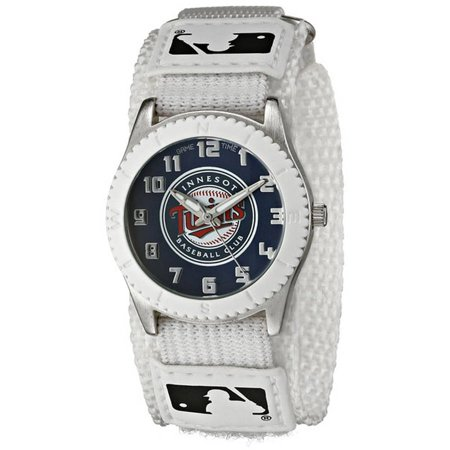 Game Time MLB Youth Minnesota Twins White Rookie Watch