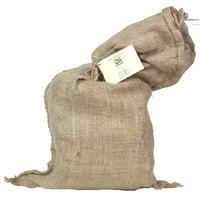 Dagan Fatwood Firestarter in a Burlap Bag, 8 Pounds