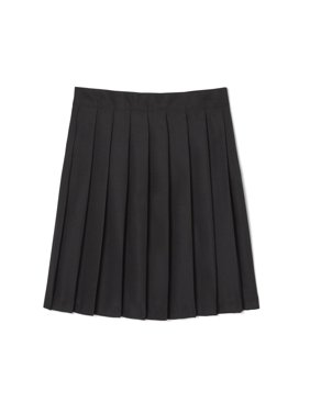 French Toast Girls 10.5-20.5 School Uniform Adjustable Waist Mid Length Pleated Skirt