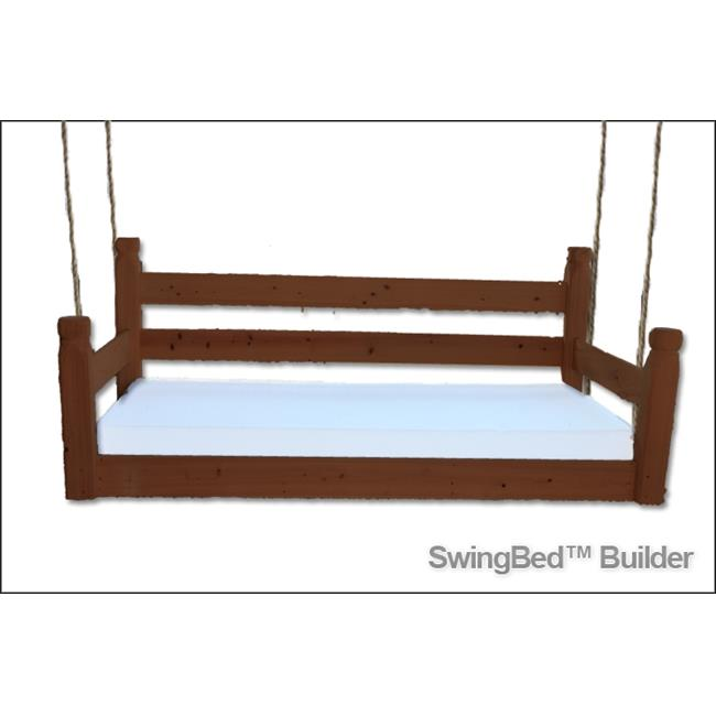 Swing Beds ORG-TWN-CLAY POT Original Twin Bed, Clay Pot